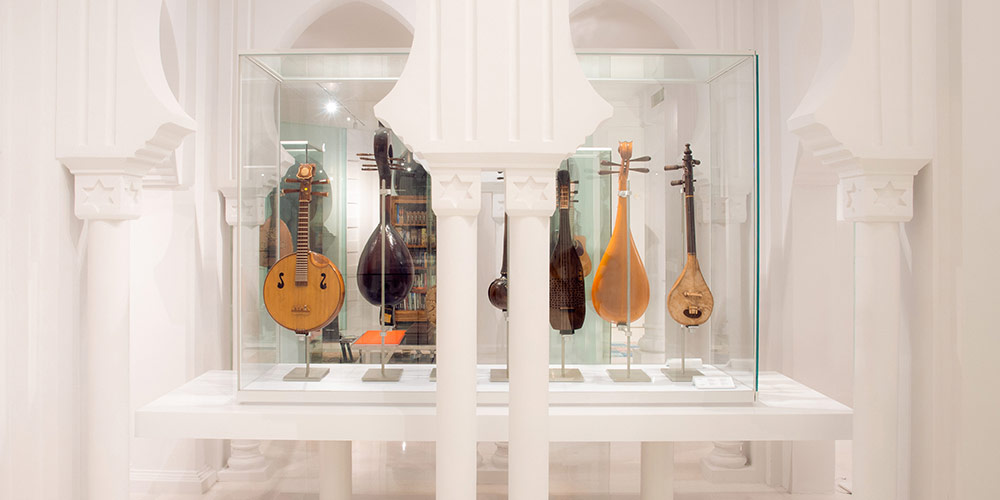 Turin Demountable on table-top (musical instruments from early 19th century)