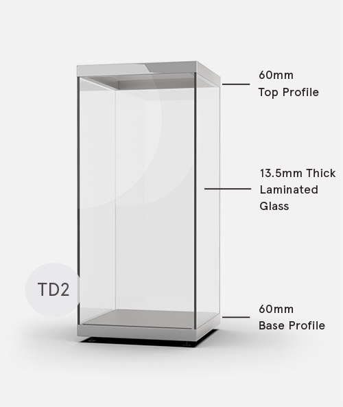 TD2 3D model illustration