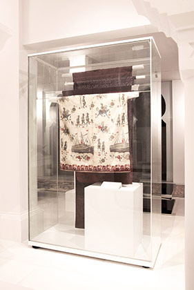 Turin Demountable (early Islamic textiles)